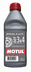 MOTUL DOT 3&4 Brake Fluid 1L
