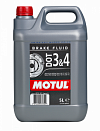 MOTUL DOT 3&4 Brake Fluid 5L