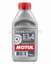 MOTUL DOT 3&4 Brake Fluid 0.5L
