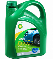 BP VISCO 5000 5W-40 4L