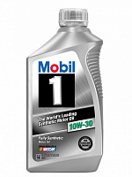 Mobil 1 Advanced Full Synthetic 10W-30 0,946L