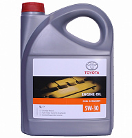 Toyota Engine Oil Fuel Economy 5W-30 5L